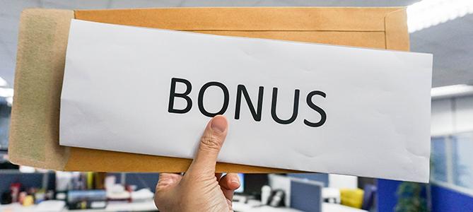 Ziekteverlof bonus