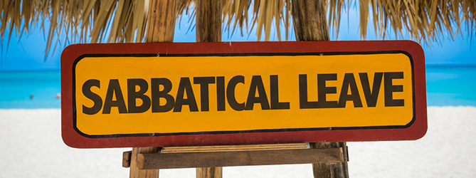 What is a Sabbatical?