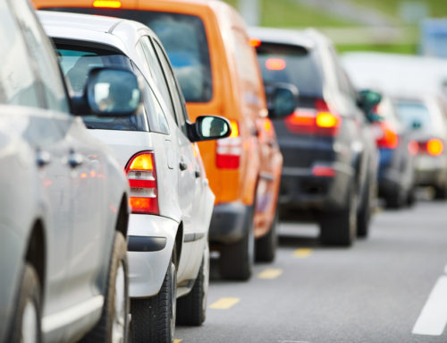 Solution to the rush hour problem: telecommute one day a week
